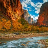 zion-canyon-light